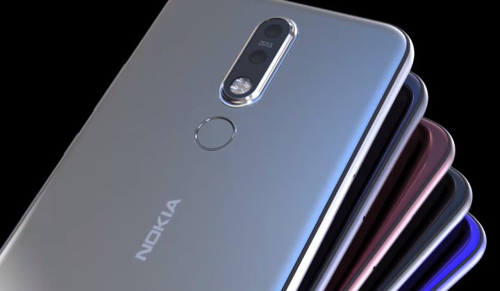 Nokia 6.2 (2019) Concept Video Reveal Realistic Design With Punch-hole Display