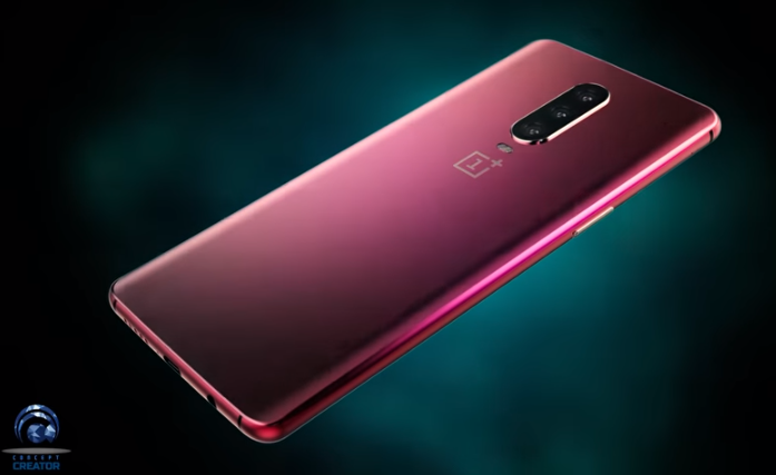 Oneplus 7 Concept With Punch-hole Display And Triple Rear Cameras Look