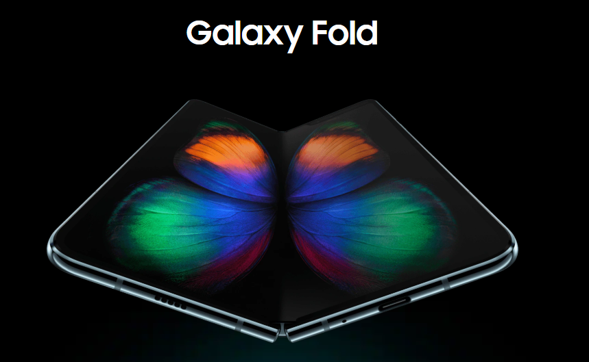 Samsung Galaxy Fold Is Official: Dual Displays, Dual Batteries, 6 Digital Cameras