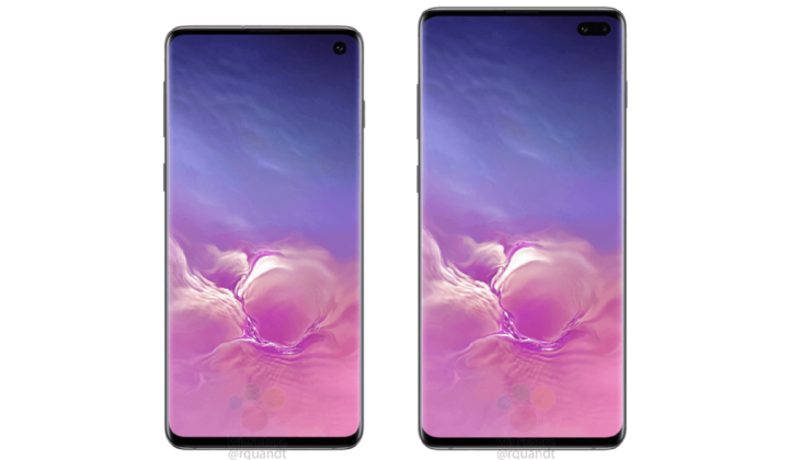 Samsung Galaxy S10 And S10+ Selfie Digital Cameras Could Support Ois And 4k Video Recording