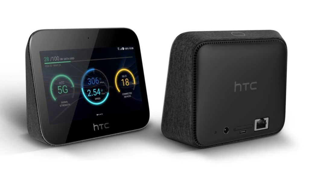 Htc 5g Hub To Supply 5g Support On 20 Gadgets Simultaneously