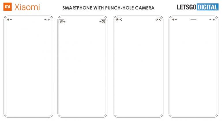 Mi Mix 4 Dual Punch-hole Panel?