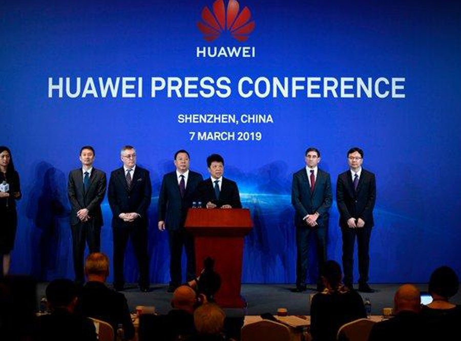 Huawei Sends The United States In Court For Banning Its Equipments
