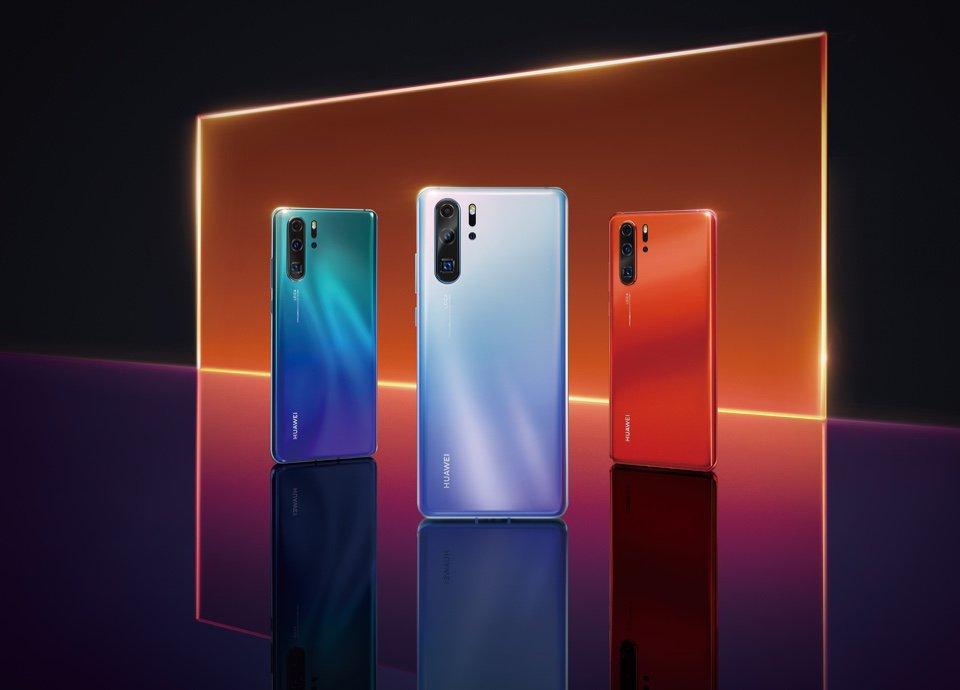 Huawei P30 vs Huawei P30 Pro