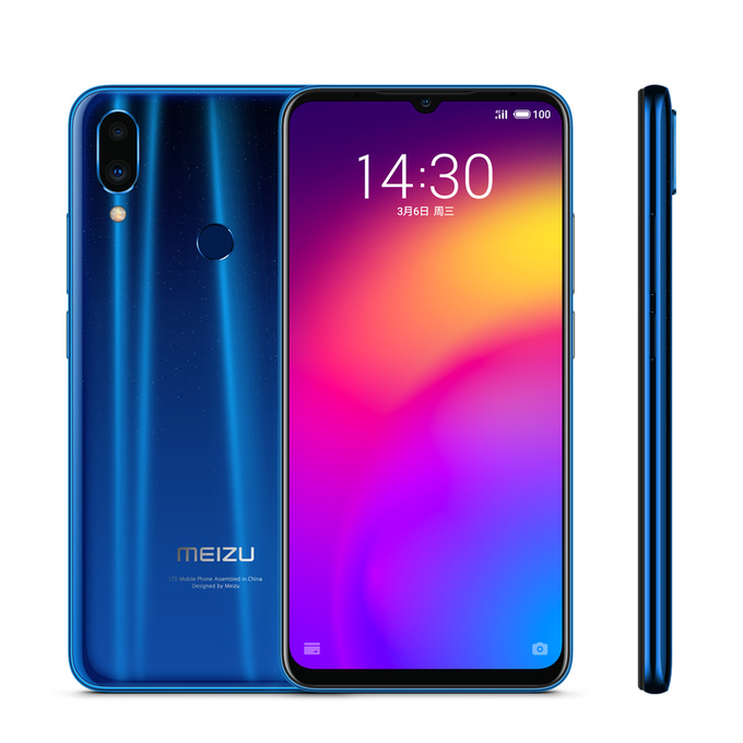 Meizu Note 9 With Sd 675 And 48-megapixel Dual Image Sensor