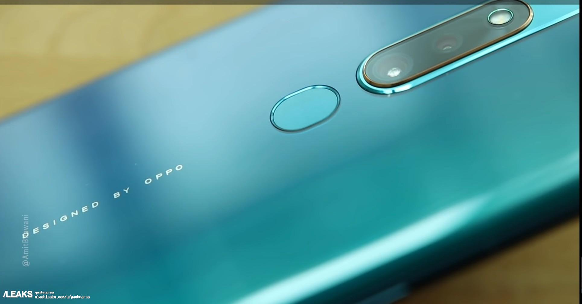 Oppo F11 Pro Retail Package Surfaces And Photos