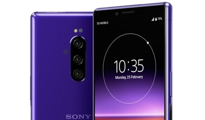 Sony Xperia 2 with 6.2-inch display, Snapdragon 855 and 6 GB RAM