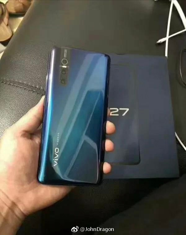 Vivo X27 Leak Proves Innovative Case