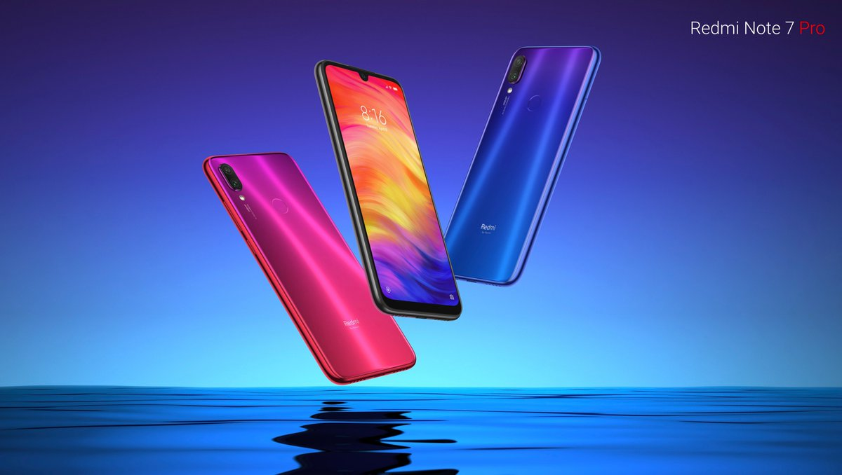 Redmi Note 7 Pro's Retail Box Uncovered By Lei Jun