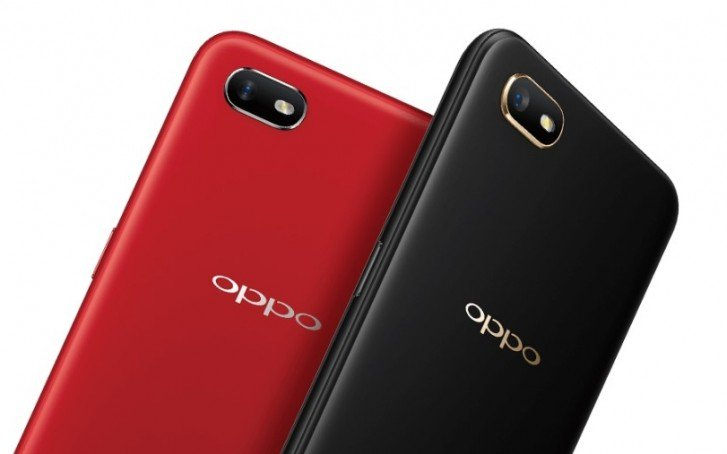 OPPO A1K goes official in India 3