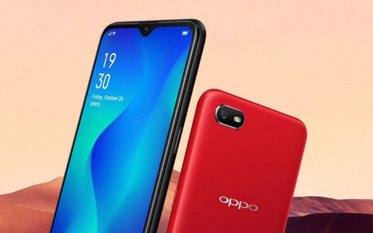 OPPO A1K goes official in India