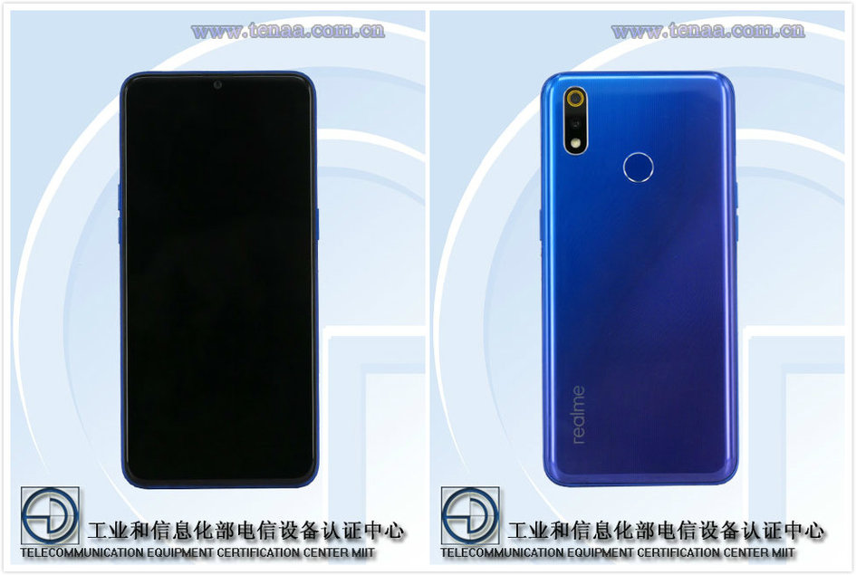 Realme phones certified in China, Pop-Up Camera design expected 2