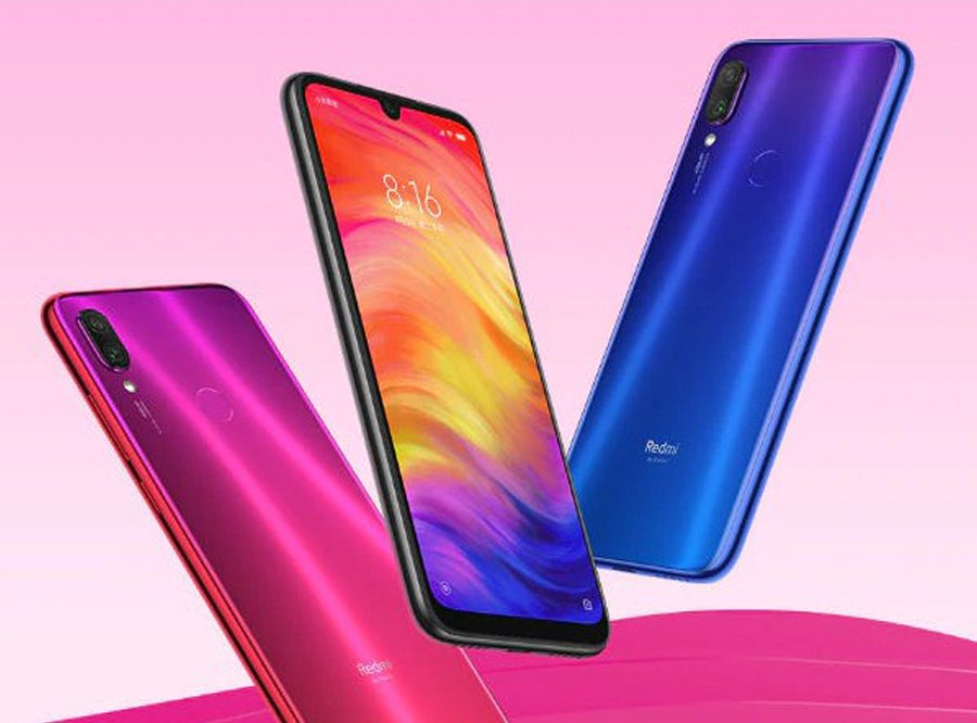 Redmi Note 7 Pro 6 GB RAM + 128 GB storage first sale to begin on April 10 in India