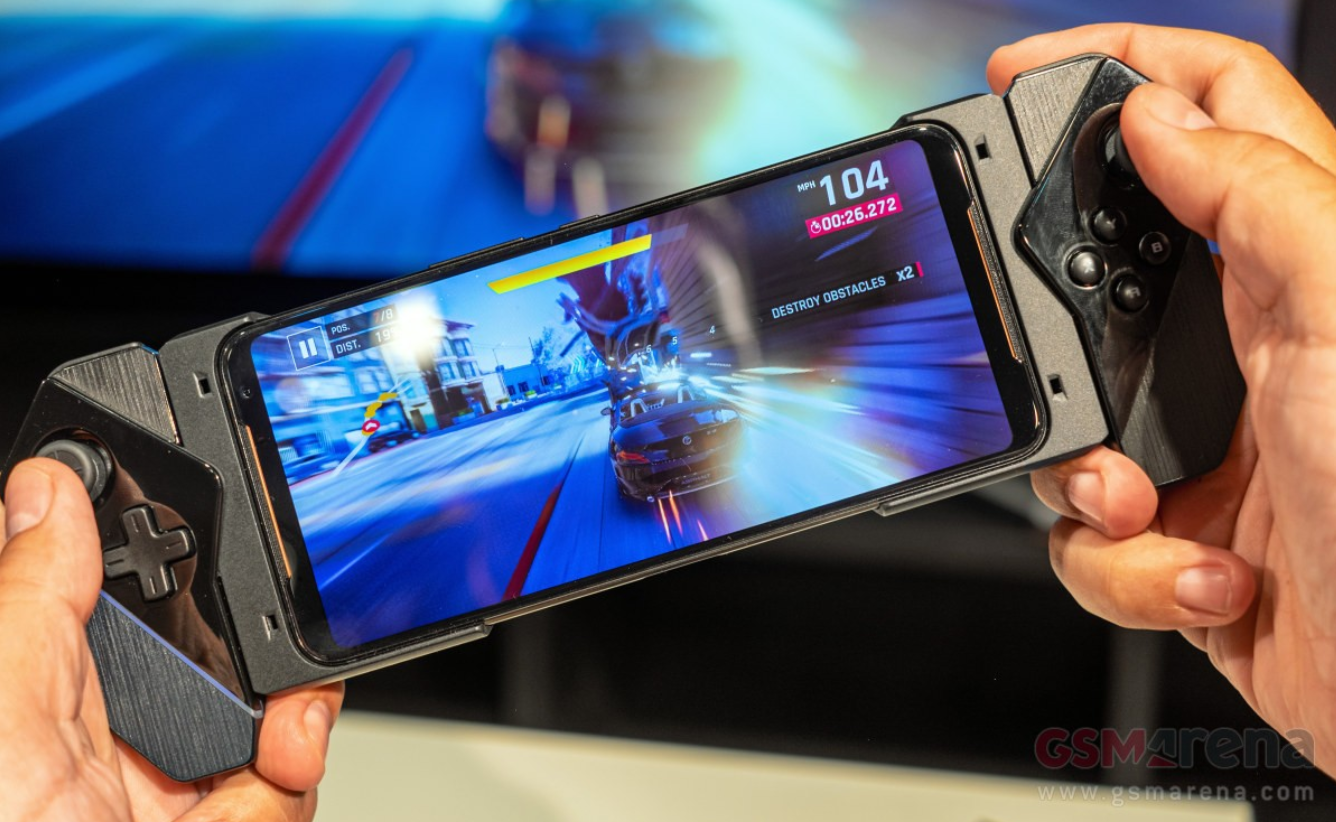 ASUS ROG Phone 2 arrives with a 120Hz display, Snapdragon 855