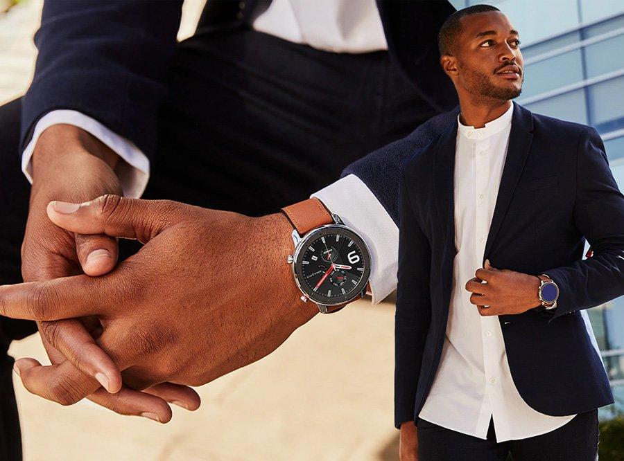 Amazfit GTR smartwatch for Just $139.99