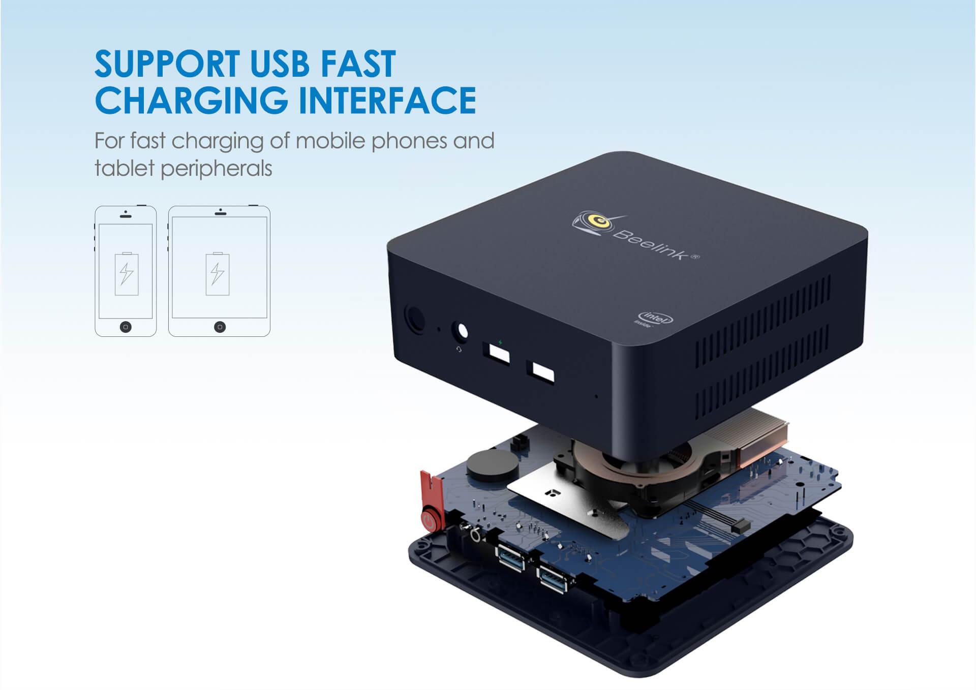 Beelink-L55-mini-PC-fast-charging