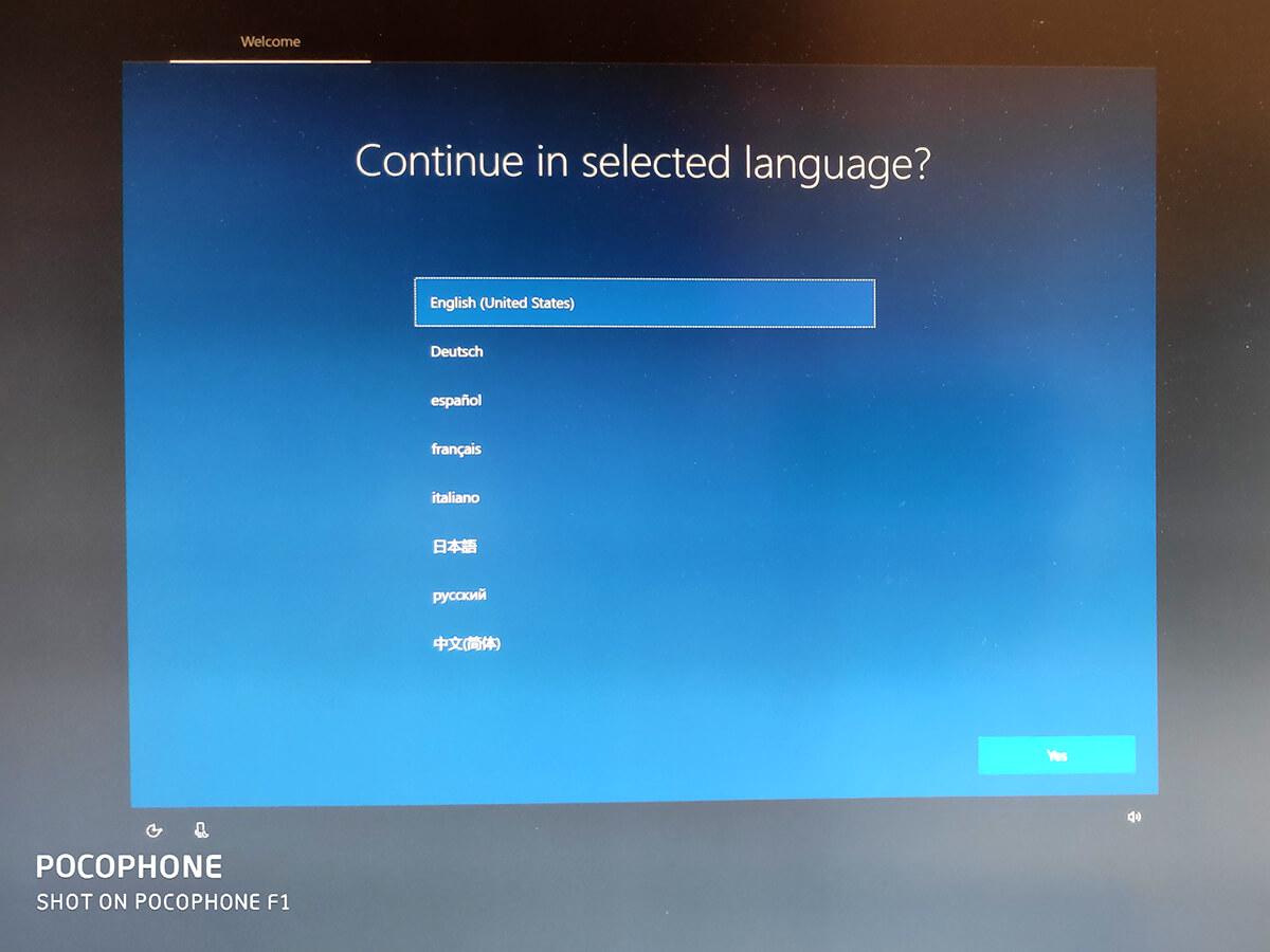 Beelink-L55-mini-PC-windows-languages