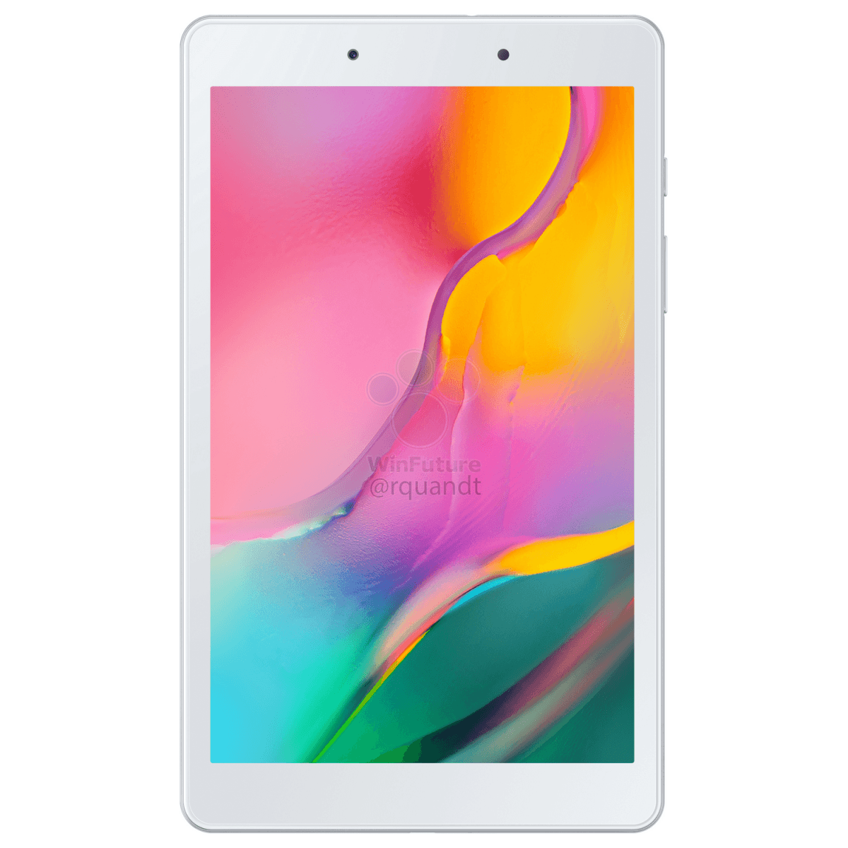 "Galaxy Tab A 8"" 2019 leaks 1"