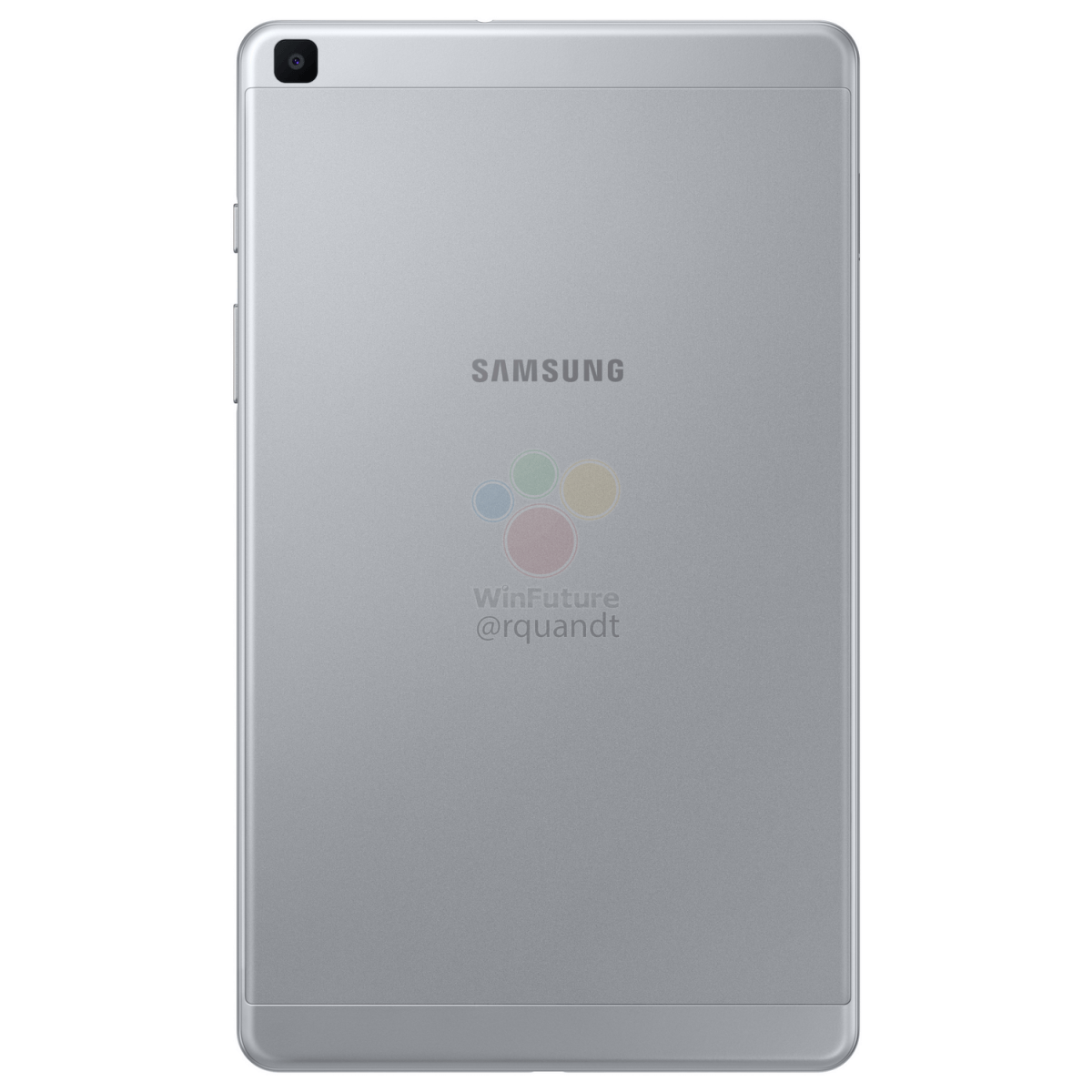 "Galaxy Tab A 8"" 2019 leaks 4"