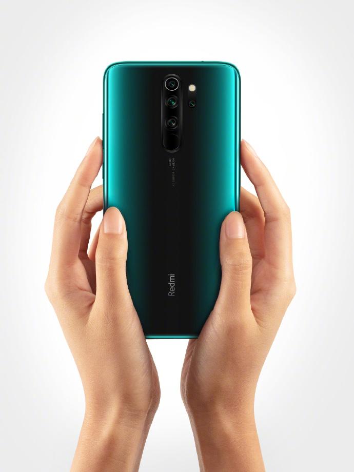 Green Redmi Note 8 Pro 2