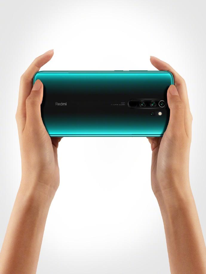 Green Redmi Note 8 Pro 4