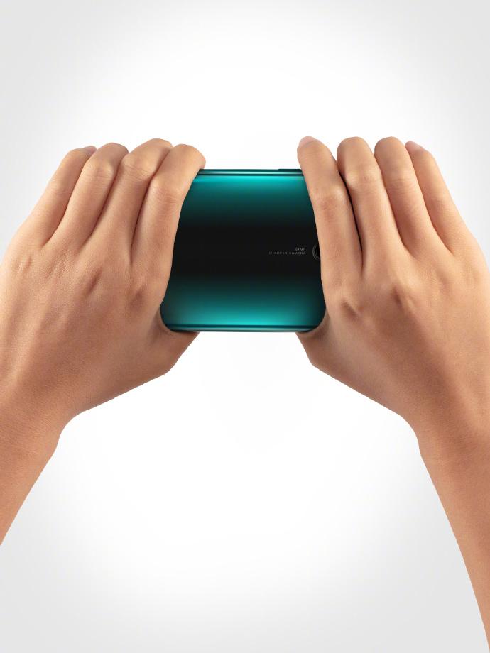 Green Redmi Note 8 Pro 5