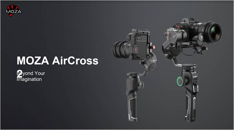 MOZA AirCross 2 Gimbal