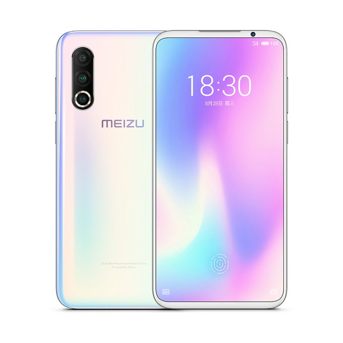 Meizu 16s Pro with Snapdragon 855+ 2