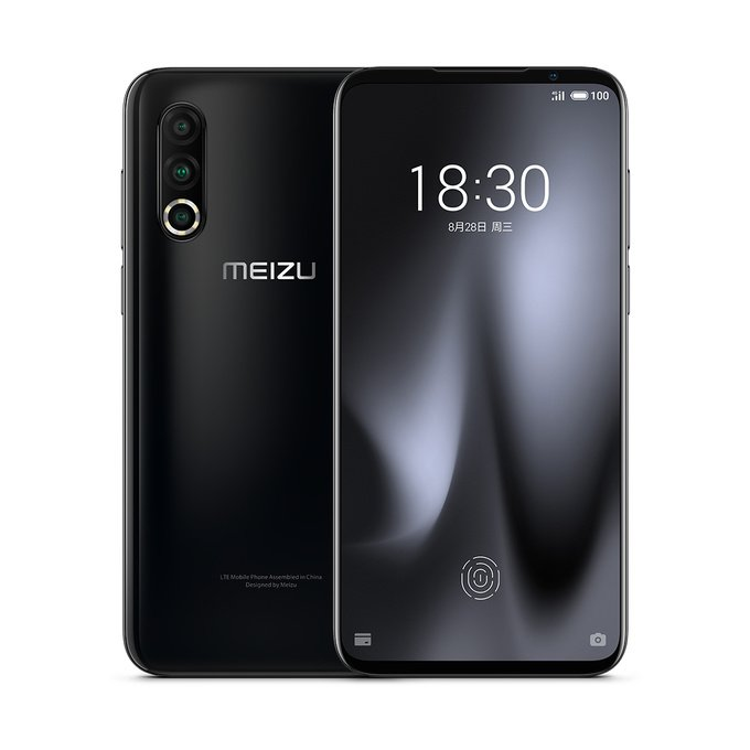 Meizu 16s Pro with Snapdragon 855+ 3