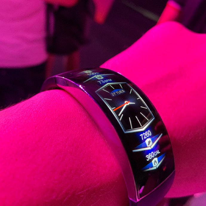 AMAZFIT X Hands-on pictures 3