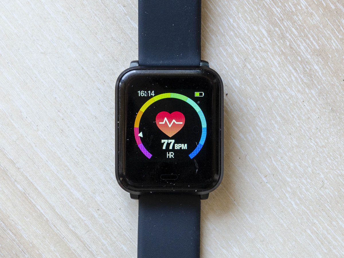 BW-HL1 heart rate