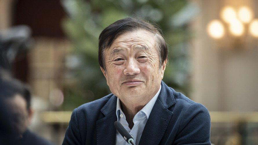 Huawei has already developing 6G according to CEO, Ren Zhengfei