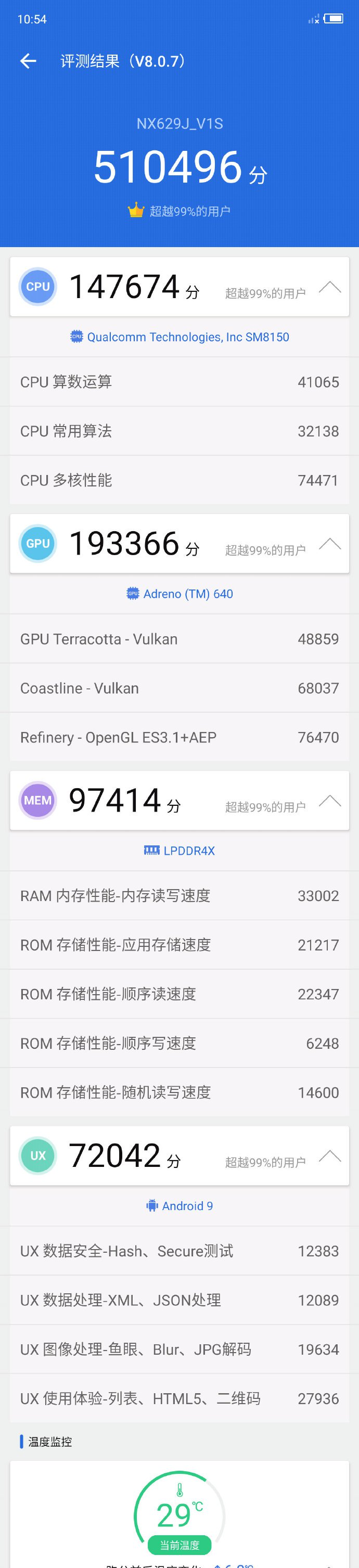 Red Magic 3S records highest AnTuTu score of 510,496 with SD855+ and 12GB RAM