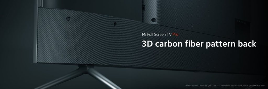 Xiaomi Mi TV Pro With Support For 8K content launched in China 3