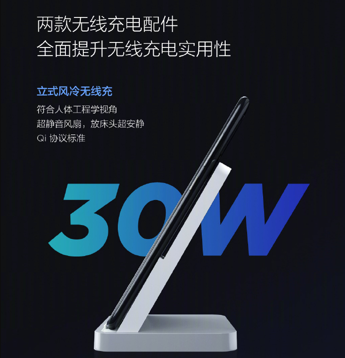 Xiaomi reveals two new Fast Wireless Charging