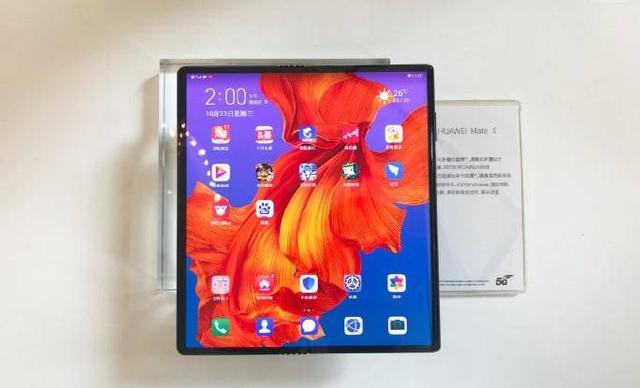 Huawei Mate X 5G hands-on pictures 5