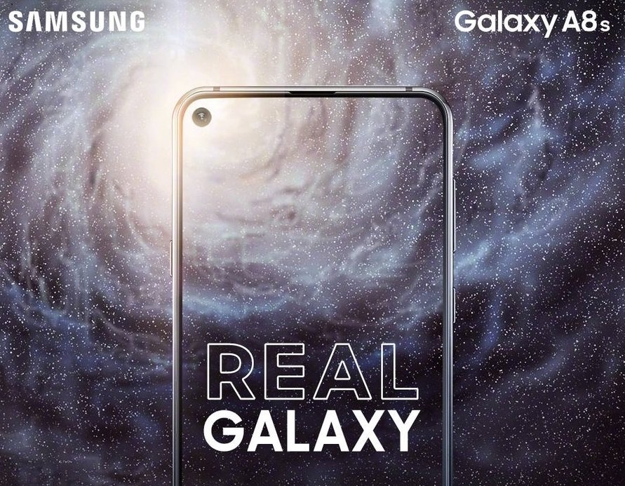 Under Display Camera Samsung's smartphone to be release by early 2020