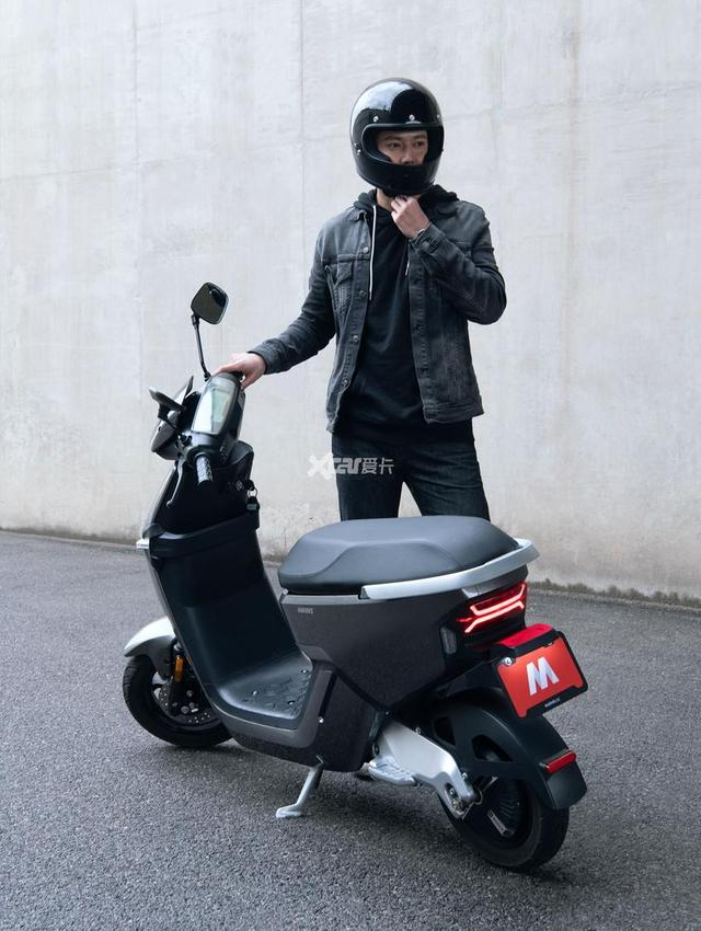 Xiaomi Molinks Electric Motorbike with up to 120km millage