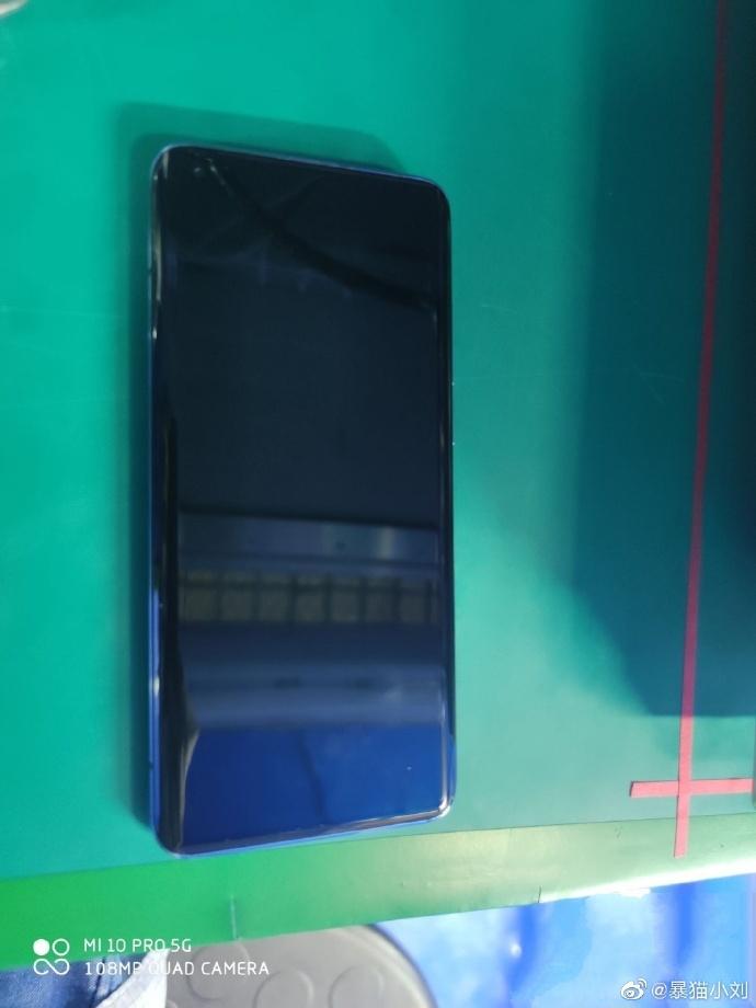 Xiaomi Mi 10 Pro 5G live 1