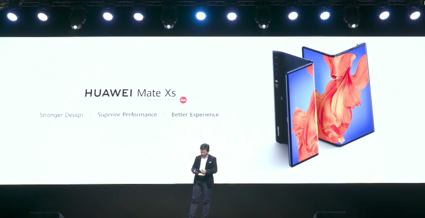 Huawei Mate Xs launches next month