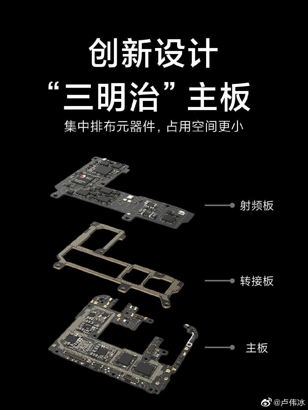 Redmi K30 Pro crams 61 components per sq centimeter with 'Stacked Motherboard' design 3