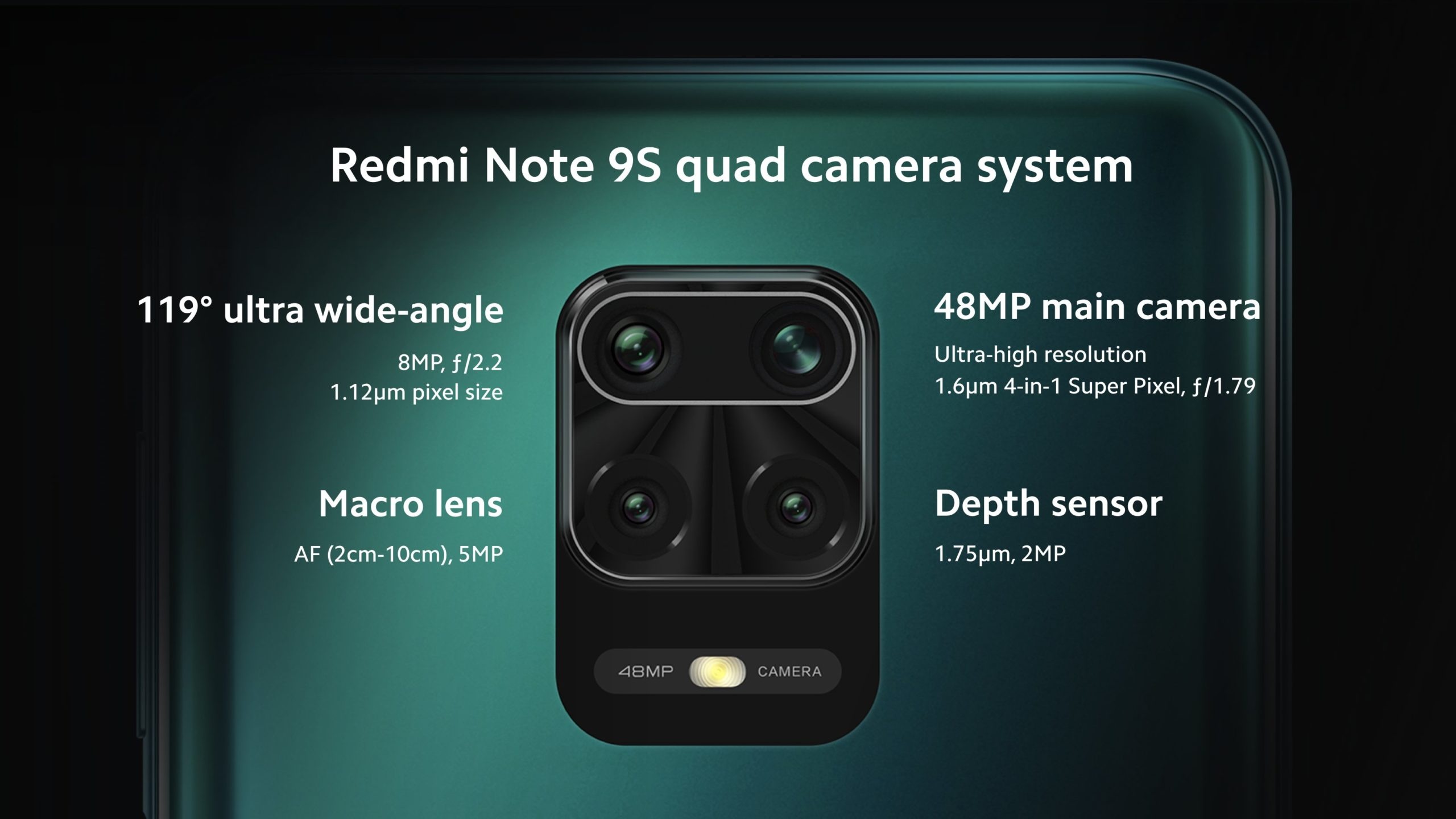 Redmi Note 9S launched for the global market 2
