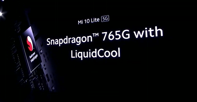 Xiaomi Mi 10 Lite 5G announced in Europe with a Snapdragon 765G 2