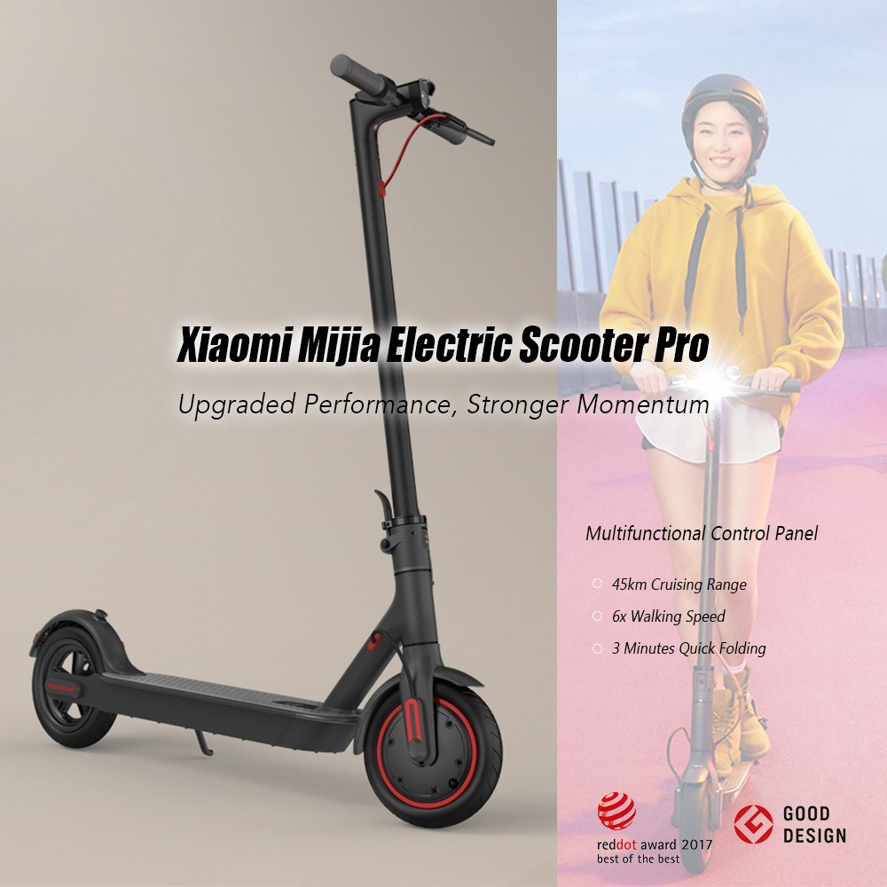 Xiaomi Mijia Electric Scooter Pro 8.5 Inch Two Wheel Quick Folding Scooter 2