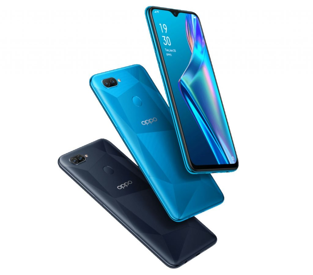 OPPO A12 with a waterdrop notch launched in India 2