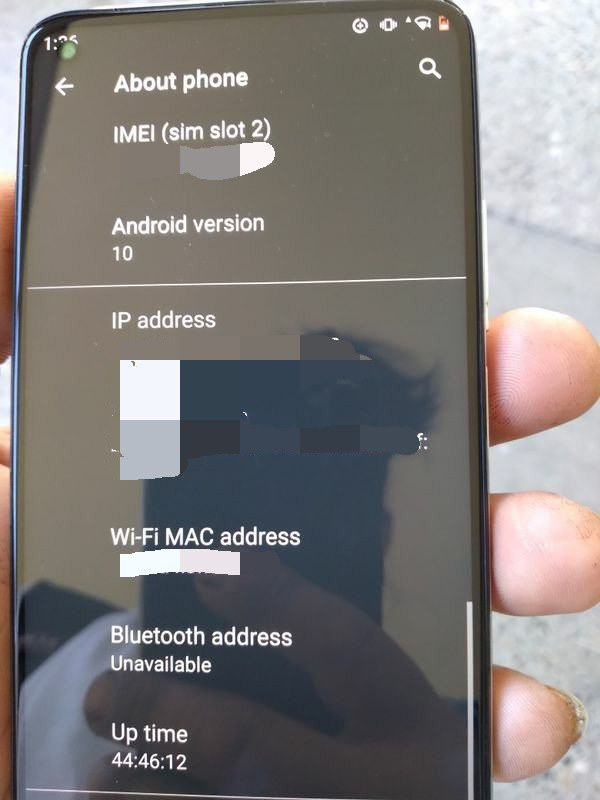 Xiaomi Mi 10T Pro flagship smartphone leaks online 4