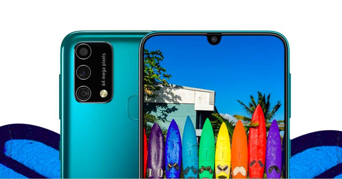 Samsung-Galaxy-F41-with-64MP-triple-rear-cameras